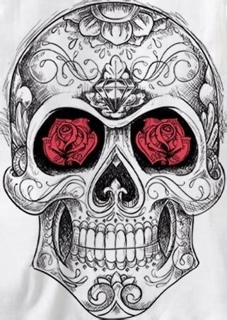 sugar skulls tattoos meaning sugar skull i want to what all the details