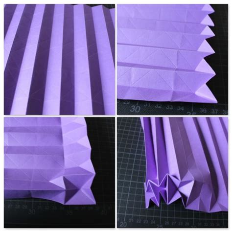 Origami Illusion Explained - picture of