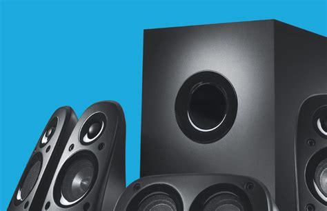 logitech  surround sound speakerssurround sound
