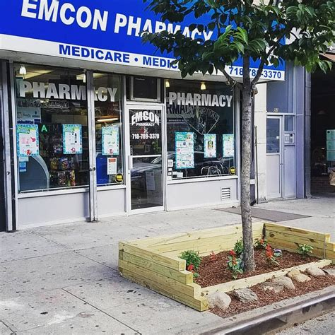 Gardens Pharmacy by Emcon Pharmacy S 5th Ave Community Garden Project Phase