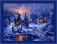 Winter Scenery Snow And Scenes Wallpaper On Pinterest
