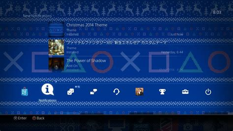 Ps4 Themes Codes | codes for free ps4 christmas theme being sent by sony