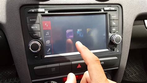 Audi A3 Sportback Radio by Android 7 Quot Audi A3 8p Sportback 09