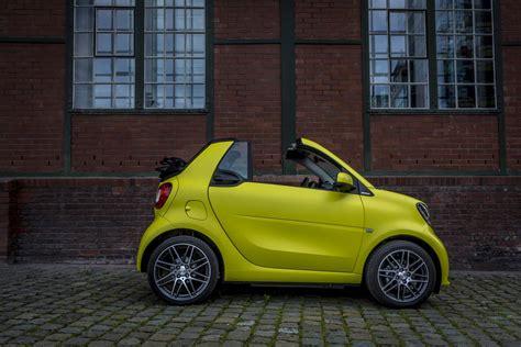 smart car test 2017 smart brabus fortwo review gtspirit