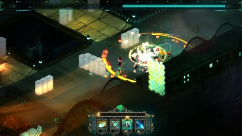 transistor ign review transistor play 28 images transistor pc ign transistor review combat evolved 5 you should