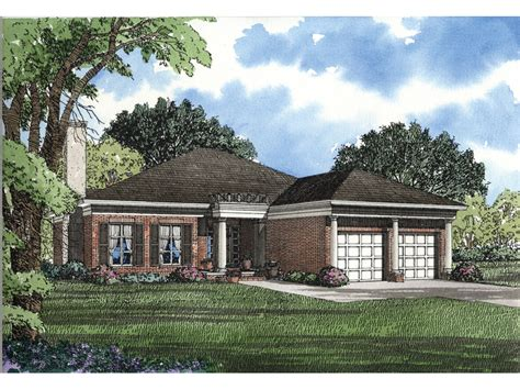 eastover southern ranch home plan 055d 0314 house plans