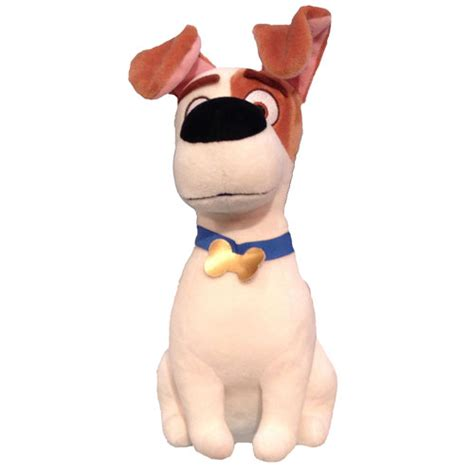 ty beanie baby max  jack russell terrier secret life