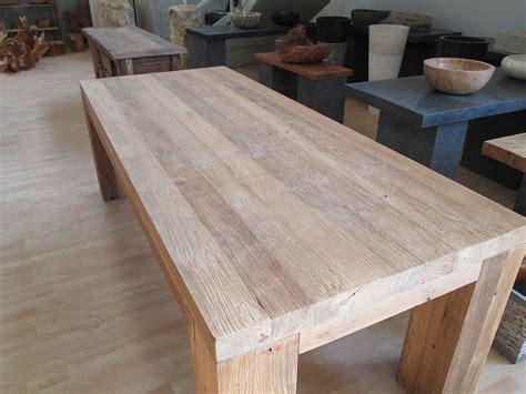 tavoli legno rustici tavoli e mobili rustici in teak