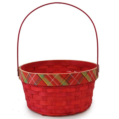 swing handle baskets and fixed handle baskets for gift