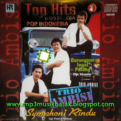 Mp3 Exclusive Trio Ambisi mp3 musik batak trio ambisi pop indonesia