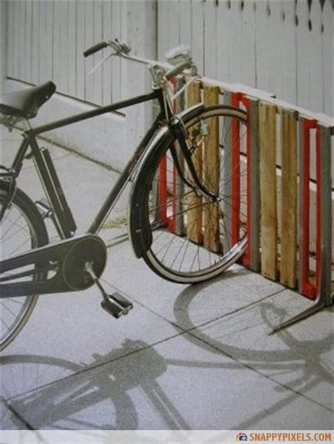 Used Bike Rack 21 wonderful used pallet projects recycled things