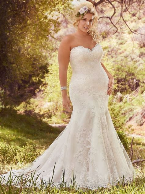 50 best images about Plus Size Wedding Dresses on