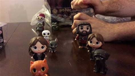 Mystery Minis Harry Potter funko harry potter mystery mini unboxing and layout