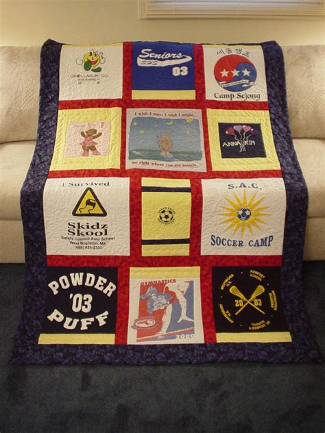 Quilted Tshirt by Quilted With Tlc Quilt Gallery T Shirt Quilts