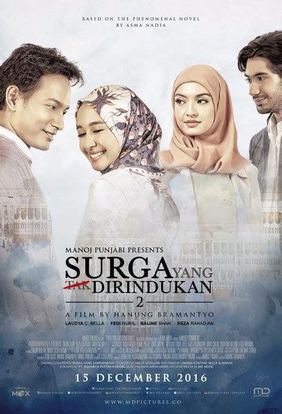 poster terbaru film surga yang tak dirindukan hello hijabers nonton surga yang tak dirindukan 2 hd full movie neem21