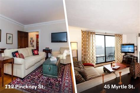 1 Room Apartment For Rent In Boston by Would You Rather Two Beacon Hill Apartments For Rent In