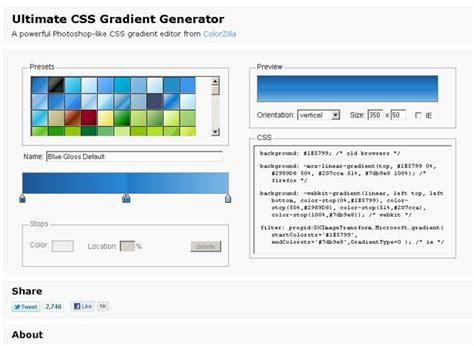 blog layout maker alati i generatori za css3 ii deo