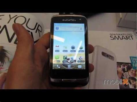 alcatel ot 985 reset android alcatel ot 985