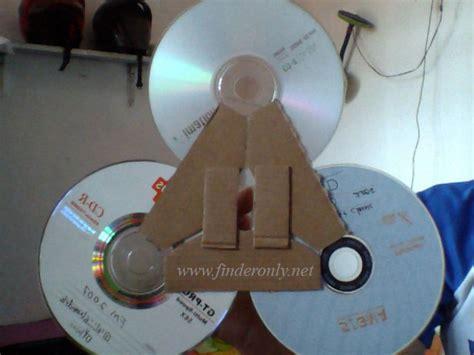 3 Wifi Cellular Bekas penguat sinyal modem unik dan cantik dengan 3 cd bekas