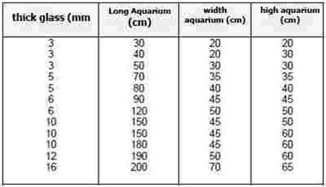 aquarium design glass thickness galleries of knowledge and education how to make aquarium