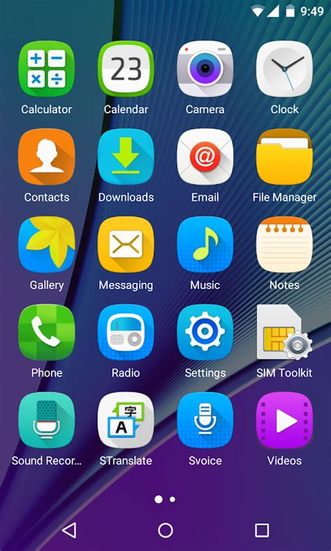 theme store apk s6 theme galaxy s6 2 7 1 apk download android