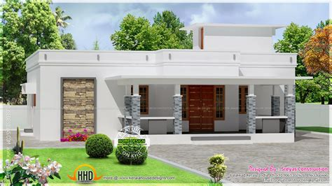 kerala small house plans with photos 2308