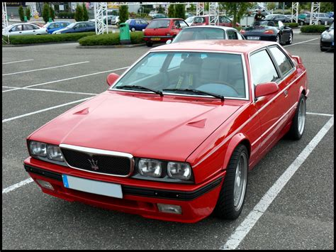 maserati biturbo sedan maserati biturbo history photos on better parts ltd