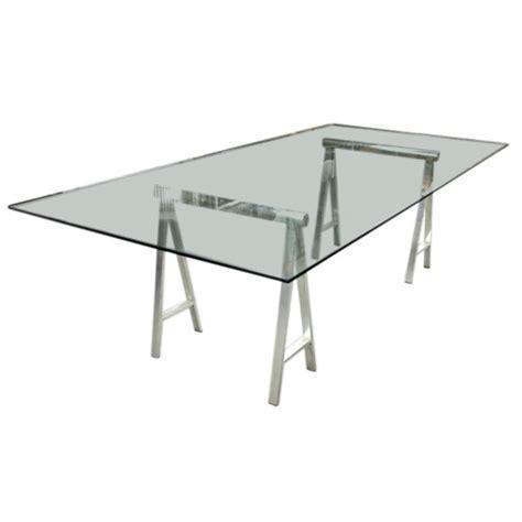 aluminumsawhorsetable1 jpg