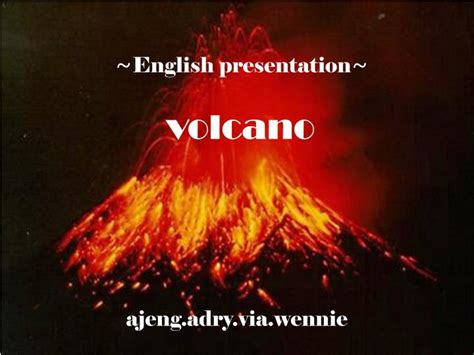 powerpoint themes volcano ppt volcano powerpoint presentation id 5551020