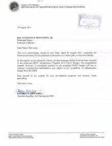 Sample Job Application Letter For Government Position Philippines Sample Application Letter For Government Position