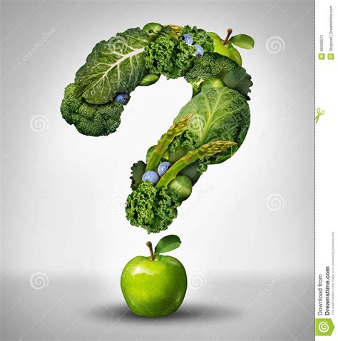 fruit questions green diet questions stock illustration image of fruit