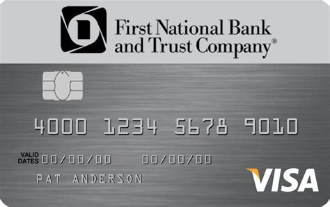 national bank of trust personal credit cards national bank and trust company