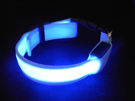 litter robot blue light flashing blue collar with blue solid led lights petflow