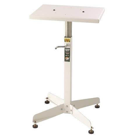 rok bench grinder htc hgp 12 22 43 inch rock solid stabile adjustable