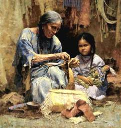 art of the native american women the teachings of my