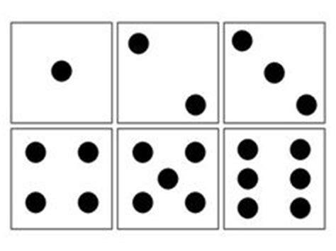 dot pattern math cards dot pattern subitising cards 1 9 sb4825 sparklebox
