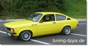 Opel Kadett Gte Opel Gte Kadett C