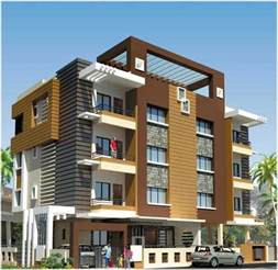 Appartment Elevation by Modern Apartment Building Elevations Design