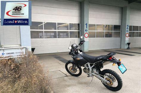 Motorrad Zulassen In Frankreich by Eigenimport Motorr 228 Dern Wolfs Website 252 Ber