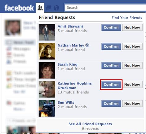 www facebook com friends how do i actually delete facebook friend requests ask