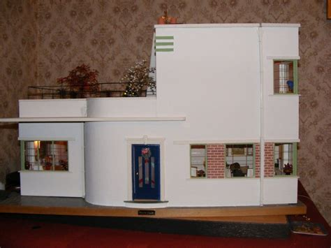 art deco dolls house 1000 images about dollhouses artistic unique on