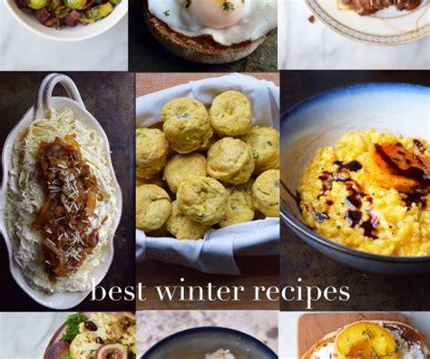 Best Winter Recipes | pantone greenery interior design ideas one brass fox