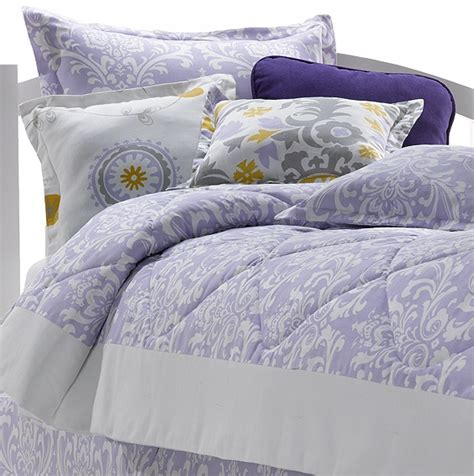 purple damask bedding lavender damask accent pillow print lavender and