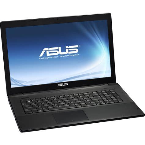 Asus X75a Windows 8 Laptop asus x75a dh32 17 3 quot notebook computer black x75a dh32