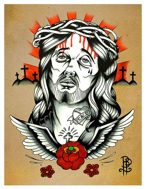 tattoo flash materials 61 best images about jesus tattoos on pinterest first