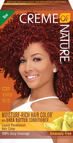 creme of nature hair color creme of nature