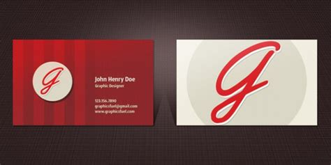 Front And Back Business Card Template Photoshop by Visitekaartje Psd Template Psd Bestanden Gratis