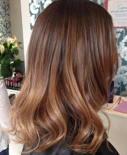 tutorial ombre rambut tanpa bleaching 70 best images about hair color light brown caramel on