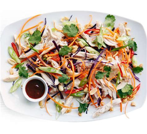 Kitchen Tea Cake Ideas asian pulled chicken salad bbc good food