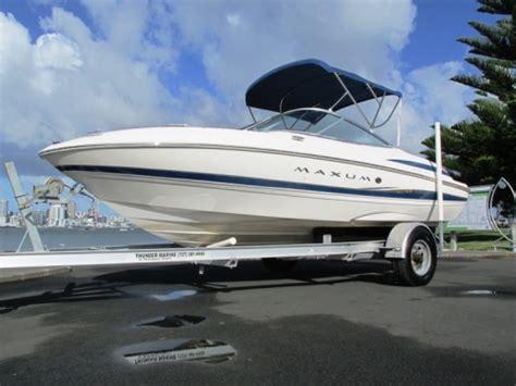 maxum 1900 sr ub2944 boats for sale nz - Maxum Boat History